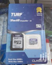 16GB Turf Memory Card (Micro SD) | Computer Accessories  for sale in Greater Accra, Tesano