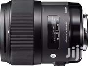 Sigma Art Lens F1.4 35MM | Cameras, Video Cameras & Accessories for sale in Greater Accra, Tema Metropolitan