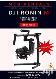DJI Ronin M For RENT | Cameras, Video Cameras & Accessories for sale in Greater Accra, East Legon