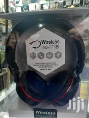 Ms-771 Wireless Headset | Headphones for sale in Greater Accra, Kokomlemle
