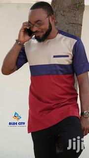 BLUE CITY Multicolored Men's Casual Shirt | Clothing for sale in Greater Accra, Odorkor