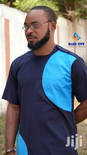 BLUE CITY Navy Blue|Turquoise Blue|Casual Wear|Kaftan | Clothing for sale in Greater Accra, Odorkor