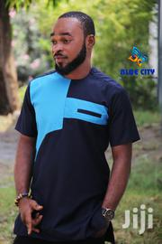 BLUE CITY Navy Blue|Turquoise Blue| Kaftan| Casual Outfit | Clothing for sale in Greater Accra, Odorkor