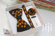 BLUE CITY Ankara|African Print Bow Tie|Pocket Square|Lapel Pin | Clothing Accessories for sale in Greater Accra, Odorkor