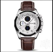 Men's Chronograph Leather Watch | Watches for sale in Greater Accra, Adenta Municipal