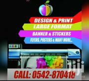 Design And Digital Printing | Automotive Services for sale in Greater Accra, Kokomlemle