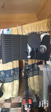 Professional Studio Microphone Stand With Shield | Accessories & Supplies for Electronics for sale in Greater Accra, Accra Metropolitan