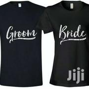 Couple Tee   Clothing for sale in Greater Accra, North Labone