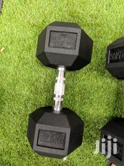 Hex Dumbbell/Dumbbells | Sports Equipment for sale in Greater Accra, Korle Gonno