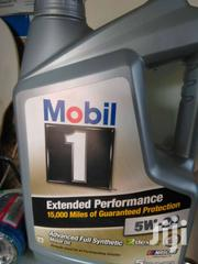 MOBIL 1 5W30 Extended Performance Engine Oil   Vehicle Parts & Accessories for sale in Greater Accra, Akweteyman