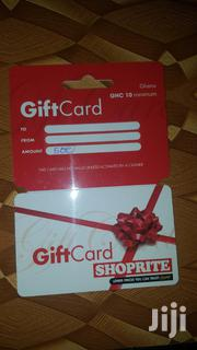 GHC500 Worth Of Shoprite Gift Voucher | Clothing Accessories for sale in Greater Accra, Accra Metropolitan
