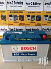 Bosch Batteries - Long Type - 17 Plates Car Battery | Vehicle Parts & Accessories for sale in Greater Accra, North Dzorwulu