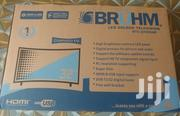 Brand New BRUHM 32 Inches BTC-32HDDNP Curved LED TV | TV & DVD Equipment for sale in Greater Accra, Ashaiman Municipal