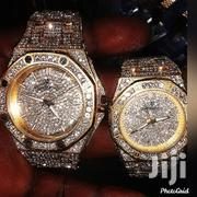 Audemars Piguet Watches With All Iced. Men Big One and Lady's Small 1. | Watches for sale in Greater Accra, Adenta Municipal