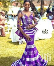 Beautiful Violet Bonwire Hand Weaved Kente | Clothing for sale in Greater Accra, Labadi-Aborm