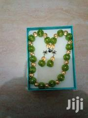 Ladies Bead Necklace And Ear Rings | Watches for sale in Greater Accra, Ashaiman Municipal