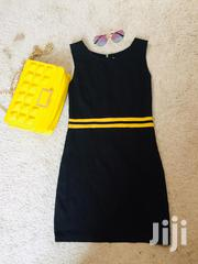 Black and Yellow Dress | Clothing for sale in Volta Region, Ho Municipal