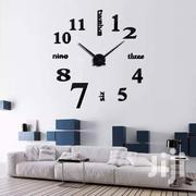 27 Inches Large Classy Clocks   Home Accessories for sale in Greater Accra, Adenta Municipal