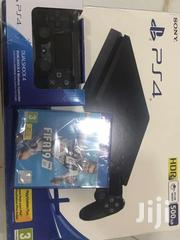 Ps4 Console Extra Controller And Fifa 19 Cd | Video Game Consoles for sale in Greater Accra, Teshie-Nungua Estates