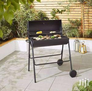 Bbq Grill Meat Fish Charcoal Pot Barbecue