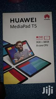 New Huawei MediaPad T5 10 32 GB Black | Tablets for sale in Greater Accra, Achimota
