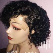 Short Curly Wig Cap | Hair Beauty for sale in Greater Accra, Ledzokuku-Krowor