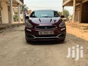 Mitsubishi Mirage 2017 Red | Cars for sale in Greater Accra, North Kaneshie