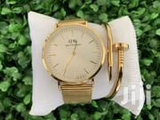 DW Chain Mesh Gold(Plus Free Bracelet) | Jewelry for sale in Greater Accra, Accra Metropolitan