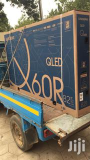 Samsung 82inches QLED 4k Smart | TV & DVD Equipment for sale in Greater Accra, Ga West Municipal