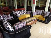 Full Set Sofa (Material ) | Furniture for sale in Greater Accra, Burma Camp