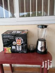 Minmax Ice Crusher Glass Blender | Kitchen Appliances for sale in Greater Accra, Ga West Municipal