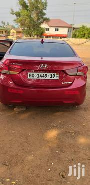 Hyundai Elantra 2016 Red | Cars for sale in Greater Accra, Dansoman