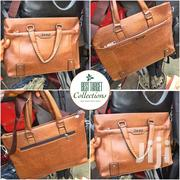 Quality Leather Brown Or Black Jeep 14 Inches Laptop Bag | Computer Accessories  for sale in Greater Accra, Kokomlemle