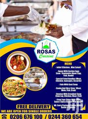 Lunch With Free Delivery | Meals & Drinks for sale in Greater Accra, Kwashieman