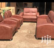 Leather Sofa Set | Furniture for sale in Greater Accra, Ga South Municipal