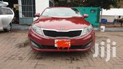 Kia Optima 2013 Red   Cars for sale in Greater Accra, Burma Camp