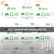 Xbox Redeemable Codes | Video Game Consoles for sale in Greater Accra, Tema Metropolitan