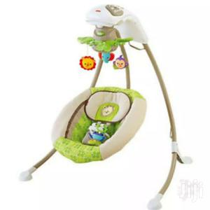Fisher Price Cradle 'N' Swing From U.S