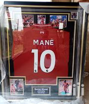Sadio Mane Signed Jersey And Designed Frame | Arts & Crafts for sale in Greater Accra, Achimota