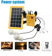 Solar Lighting Charging Generator System Kit With 2 LED Bulbs Home | Solar Energy for sale in Central Region, Effutu Municipal