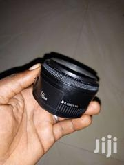 Canon 50mm F 1.8 Lens | Cameras, Video Cameras & Accessories for sale in Greater Accra, Achimota