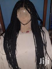 Braided Wig Cap With Closure | Hair Beauty for sale in Greater Accra, Dzorwulu