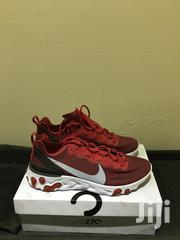 Nike React Element 55 Red | Shoes for sale in Greater Accra, Cantonments