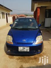 Daewoo Matiz 2008 1.0 SE Blue | Cars for sale in Upper East Region, Bawku West