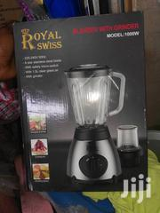 Royal Swiss Blender With Grinder | Kitchen Appliances for sale in Greater Accra, Dansoman