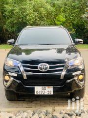 Toyota Fortuner 2018 Black   Cars for sale in Greater Accra, Burma Camp