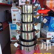 German Home Stainless Cookware | Kitchen & Dining for sale in Greater Accra, Bubuashie