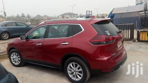 Nissan Rogue 2018 Red