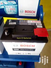 13 Plates Car Battery - Bosch - Free House Delivery - Hyundai Accent | Vehicle Parts & Accessories for sale in Greater Accra, Achimota