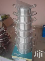 7pcs Of Aluminium Cookware   Kitchen & Dining for sale in Greater Accra, Ga West Municipal